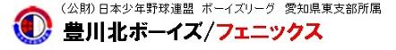 少年硬式野球チーム 豊川北ボーイズ/フェニックス